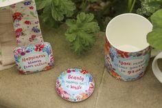 #kolekce #BotanicalGarden - #hrníčky a zrcátka s motivačními #slogany
