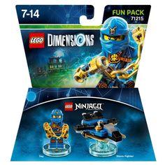 LEGO Dimensions Ninjago Fun Pack - Jay