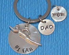 Swim Dad | Swim Dad Gifts | Swim Dad Keychain | Gift for Dad | Dad Gifts | Dad gift from daughter  | Dad Gift from Son | Fathers day Gifts by charmedbykobe on Etsy