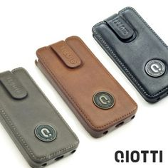 Qiotti Q.Holster Lederetui für iPhone 5 bei www. Iphone 5s, Iphone Cases, Samsung, Leather Accessories, Leather Case, Card Case, Wallet, Slipcovers, Leather