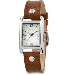 Eddie Bauer Classic Rectangular Watch #EBFallFavorites