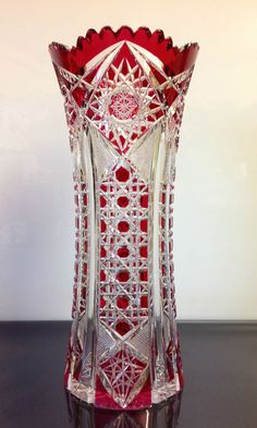 Vase du Val Saint Lambert 1900-1908