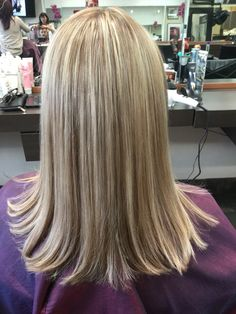 New blonde and sandy blonde HiLites By Jenn