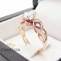 Engagement Ring Rose Gold, Rose Gold Diamond Ring, Vintage Engagement Rings, Oval Engagement, Bridal Rings, Wedding Rings, Gold Wedding, Wedding Band, Bracelets