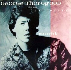 https://flic.kr/p/sMKcWe | Vintage Vinyl LP Record Album - Maverick Vinyl Album By George Thorogood And The Destroyers, Catalog Number ST-17145, Blues Rock, EMI America Records, 1985 | Tracklist:  A1 Thank You For Sending Me An Angel  2:11   A2 With Our Love  3:30   A3 The Good Thing 3:03   A4 Warning Sign  3:55   A5 The Girls Want To Be With The Girls  2:37   A6 Found A Job  5:00   B1 Artists Only  3:34   B2 I'm Not In Love  4:33   B3 Stay Hungry  2:39   B4 Take Me To The River  5:00   B5…
