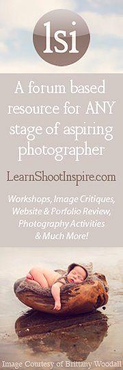 An amazing photography resource for hobbyist, newbies, seasoned pros, inspiring photographers....