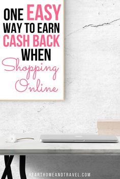 Can you really earn cash back with Ebates? Yes, and it's so easy! Learn more about this fun way to save money while you shop! via @hearthometravel