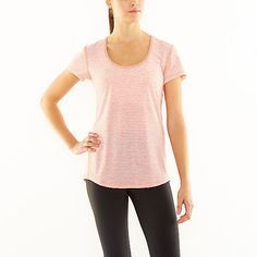 Workout Tee | Training Tee | lucy activewear