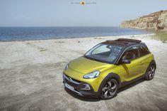 https://flic.kr/p/D3DxtA | Opel ADAM ROCKS | Summer mood during the winter...