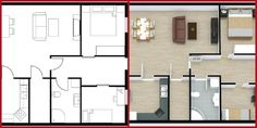 Damages From Weather?  Do you know anyone that has been affected by Hurricane Isaac?     image credit: RoomSketcher Floor Plan Gallery  http://www.roomsketcher.com/gallery/floorplans/
