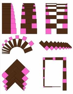 pink tower and brown stairs extension exercises, free printable Maria Montessori, Tour Rose Montessori, Montessori Preschool, Montessori Education, Preschool Class, Preschool Activities, Kindergarten, Dinosaur Activities, Home Learning