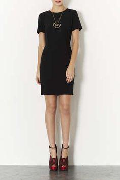 SHORT ELFIN SHIFT DRESS