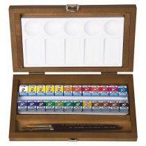 Watercolour Paint Van Gogh Watercolor Van Gogh Color Box