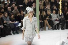 CHANEL S/S 2015 photo: Kevin Tachman / BackstageAt.com More images: http://bkstge.at/ChanelCoutureSpring15