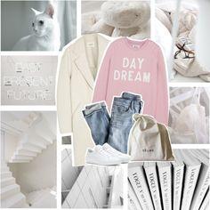 day dream by myduza-and-koteczka on Polyvore