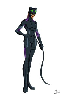 Catwoman by phil-cho on DeviantArt Dc Comics Art, Batman Comics, Comics Girls, Injustice 2, Batwoman, Batgirl, Nightwing, Marvel Dc, Talia Al Ghul