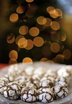 §§§ : cookie and tree bokeh