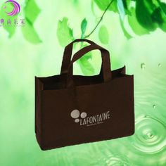 printed non woven promotional bag