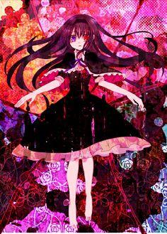 Witch Homura -- Madoka Magica
