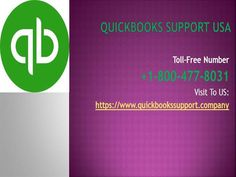 QuickBooks Support Service is extraordinary compared to other specialist organizations that offer the QuickBooks support to the clients 100% fulfillment. #Quickbooks_Support_USA