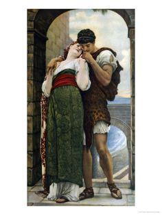 Wedded    by Frederick Leighton