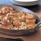 Try the Herbed Sweet Potatoes with Feta Recipe on williams-sonoma.com/