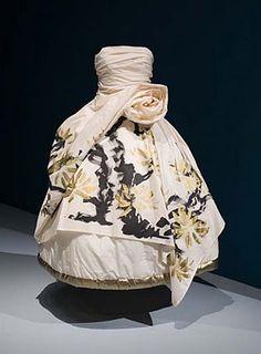 comme des garcon kimono wedding dress