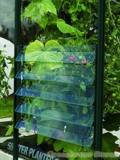 Vitavia Louvre Vent Green  http://www.greenhousestores.co.uk/Vitavia-5-Blade-Louvre-Window-Green.htm