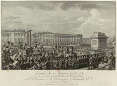 #TalDíaComoHoy, 21 de enero, de 1793, muere guillotinado #LuisXVI en la Plaza de la Concordia de #París. http://www.viajaraparis.com/lugares-para-visitar-en-paris/plaza-de-la-concordia-de-paris/
