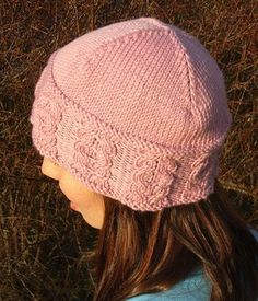 Free Knitting Pattern - Hats: Warming Erika Hat I love this hat, but don't know how to knit.
