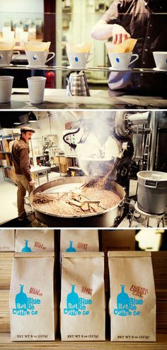 Blue Bottle Coffee is one of America's great coffee roasters and brewers, utilizing various unique methods for creating the perfect cup. Our private chefs offer Blue Bottle coffee service to Big City Chefs' dinner party clients.
