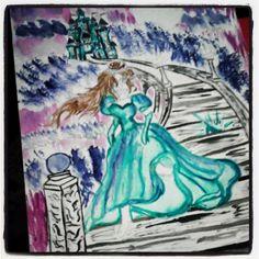 a little more done Terri's cinderella story still a work in progress