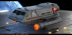 Redesing of the Interceptor , based on the vehicle from Gerry Anderson's -UFO- . Made in 3D MAX and mental ray as render engine