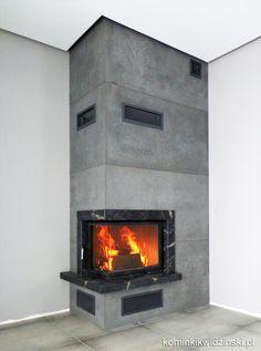 Kominek nowoczesny – 625 – Kominki Kwidziński