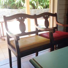 Les Gommettes de Melo: hôtel Carayou LookVoyages aux 3 îlets en Martinique. (déco ananas)