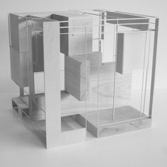 CUBE CONSTRUCT / final design proposal | Branko Micic | Archinect
