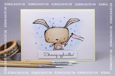 Stempelek - Stacey Yacula dla Purple Onion Design     Karteczki zgłaszam nawyzwanie Simon Says Anything Goes     Pozdrawiam se...