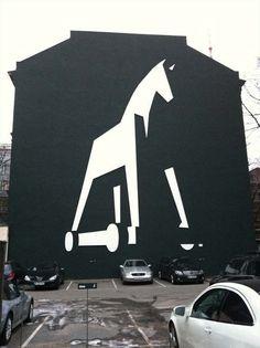 Street Artists around the World - Jung Von Matt