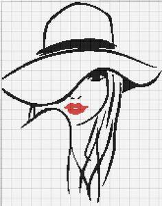 Wedding Cross Stitch Patterns, Cross Stitch Flowers, Cross Stitch Charts, Cross Stitch Designs, Cross Stitching, Cross Stitch Embroidery, Embroidery Patterns, Hand Embroidery, Cross Stitch Silhouette