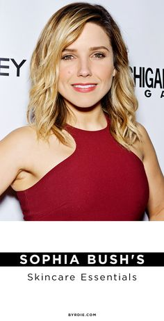 Sophia Bush shares the secret to her ageless skin