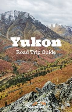 Having spent a dozen summers in the Yukon (and zero winters), this is a road trip guide to traveling in the territory. Backpacking Canada, Canada Travel, Travel Usa, Winter Family Vacations, Vacations In The Us, Places To Travel, Travel Destinations, Places To Visit, Province Du Canada
