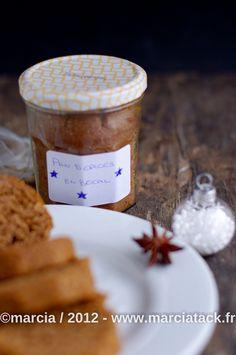 Gâteau cuit en bocal : le pain d'épices ! - Recette - Marcia 'Tack