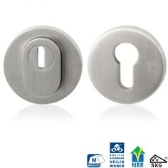 GPF9390.09 veiligheidsrozet met kerntrekbeveiliging