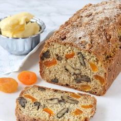 Fika, Lchf, Bread Baking, Meatloaf, Bread Recipes, Banana Bread, Breakfast Recipes, Vegetarian Recipes, Sandwiches