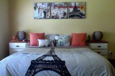 October 14 - Favourite Space - Bedroom.