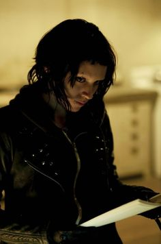 Lisbeth Salander from The Girl With the Dragon Tattoo (played by Rooney Mara)