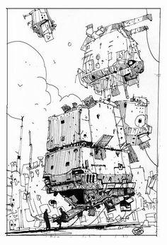 Sketchbook: Stack.