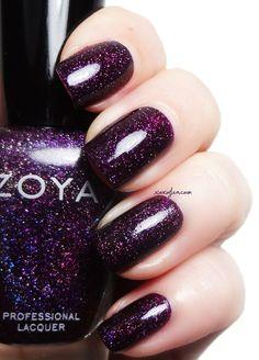 xoxoJen's swatch of Zoya Payton