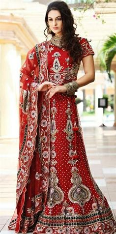 Picture of  Amazing Wedding Lehenga