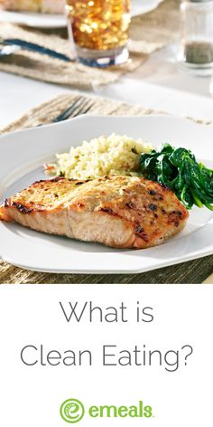 What is Clean Eating? Get weekly recipes with a matching grocery list delivered… Clean Eating Diet, Clean Eating Recipes, Cooking Recipes, Healthy Chicken Recipes, Whole Food Recipes, Healthy Snacks, Healthy Eats, Eating Light, Weekly Recipes